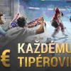 """Hokejová kampaň """"MY SME TU DOMA"""" - DOXXbet rozdáva každému tipérovi až 50€!"""